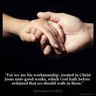 Inspirational Image for Ephesians 2:10
