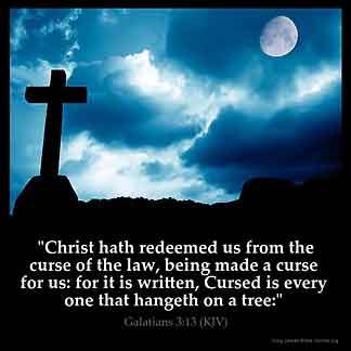 Inspirational Image for Galatians 3:13