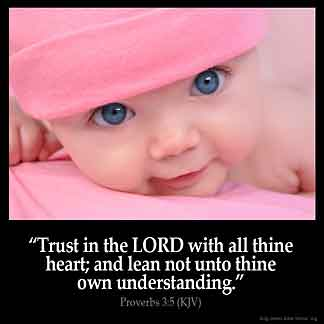 Inspirational Image for Proverbs 3:5