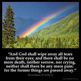 Inspirational Image for Revelation 21:4