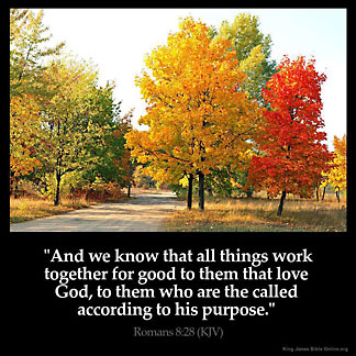 Inspirational Image for Romans 8:28