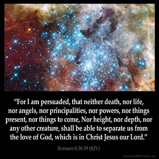 Inspirational Image for Romans 8:38-39