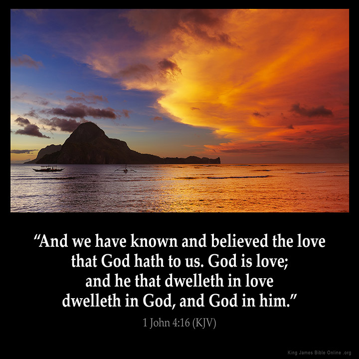 Image result for Love of God kjv