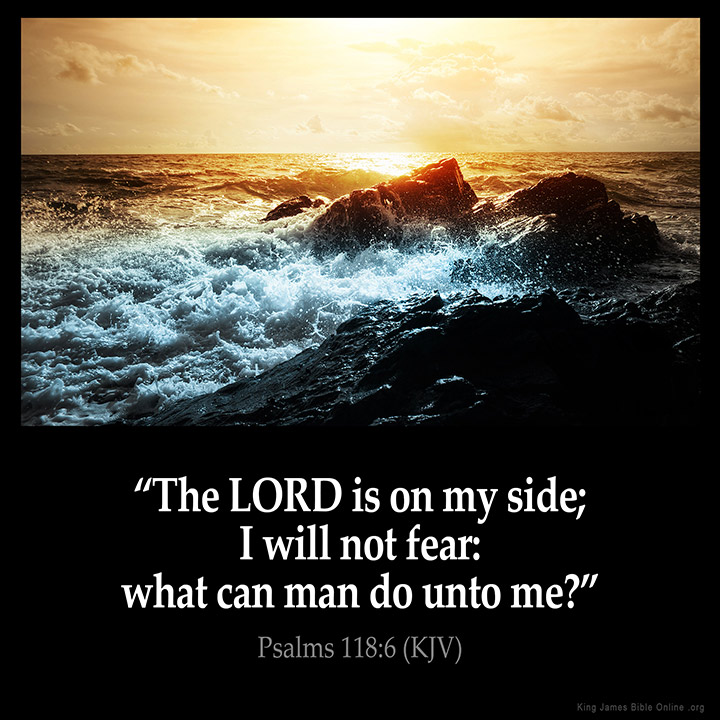 Image result for psalm 118:6