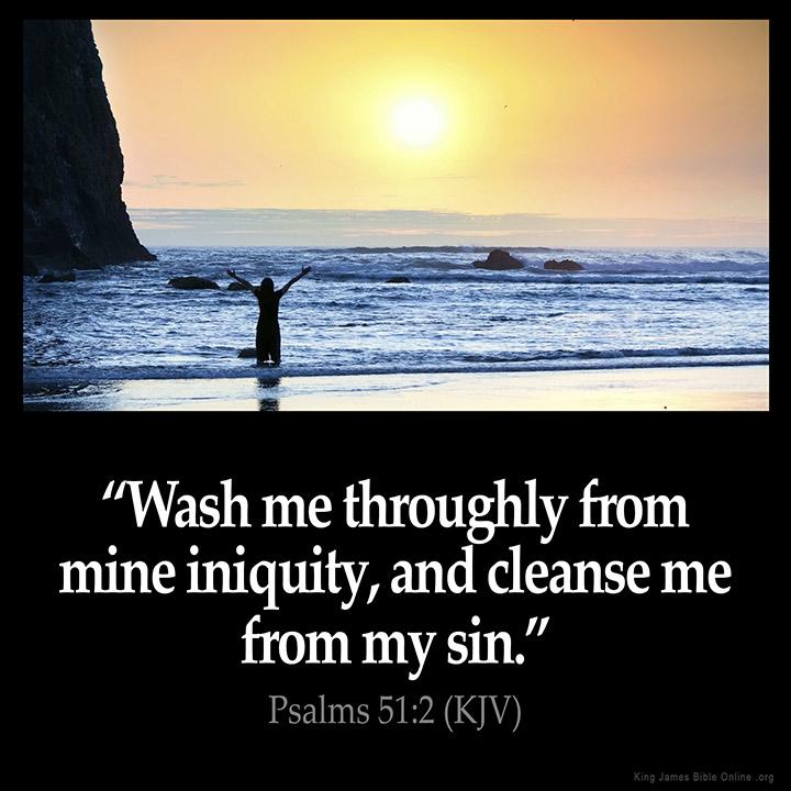 Psalms 51:2