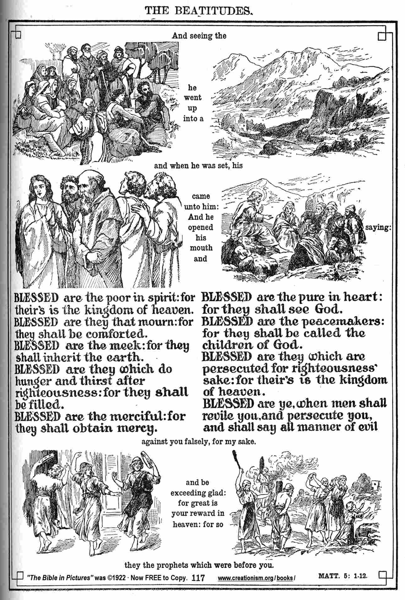 Bible Quotes - Magazine cover