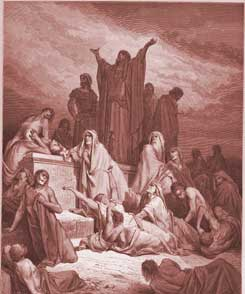 1 Chronicles Chapter 21: The Plague of Jerusalem