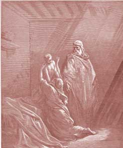 1 Kings Chapter 17: Elijah Raises the Son of the Widow of Zarephath