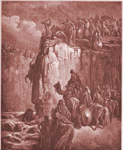 1 Kings Chapter 18: The Prophets of Baal Are Slaughtered
