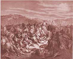 1 Kings Chapter 20: The Israelites Slaughter the Syrians