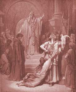 1 Kings Chapter 3: The Judgment of Solomon