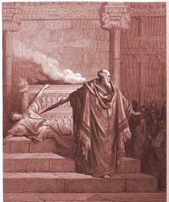 1 Maccabees Chapter 2: Mattathias and the Apostate