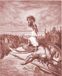 1 Samuel Chapter 17: David Slays Goliath
