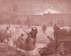 1 Samuel Chapter 6: The Ark Is Returned to Beth-shemesh