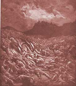 2 Chronicles Chapter 20: The Ammonite and Moabite Armies Are Destroyed