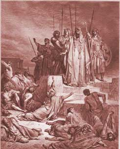 2 Kings Chapter 6: A Famine in Samaria