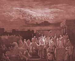 2 Maccabees Chapter 5: The Army Appears in the Heavens