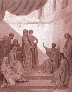 Acts chapter 10 kjv acts chapter 10 peter in the house of cornelius sciox Image collections