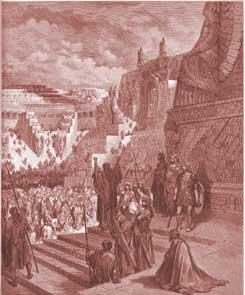Ezra Chapter 7: Artaxerxes Grants Freedom to the Jews