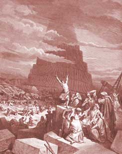 Genesis Chapter 11: The Tower of Babel