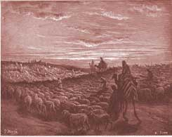 Genesis Chapter 12: Abraham Goes to the Land of Canaan