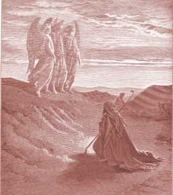 Genesis Chapter 18: Abraham and the Three Angels