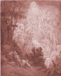 Genesis Chapter 28: Jacob's Dream
