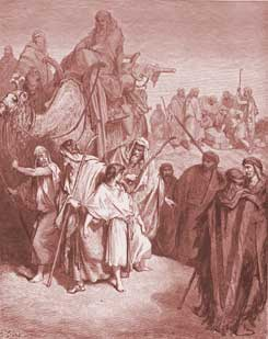 Genesis Chapter 37: Joseph Is Sold by His Brothers
