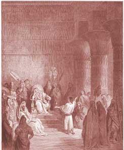 Genesis Chapter 41: Joseph Interprets Pharaoh's Dream