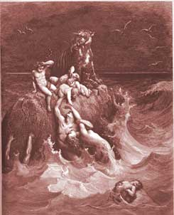Genesis Chapter 7: The Great Flood