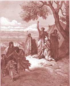 Genesis Chapter 9: Noah Curses Ham and Canaan