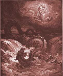 Isaiah Chapter 27: The Destruction of Leviathan
