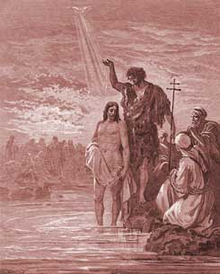 John Chapter 1: The Baptism of Jesus