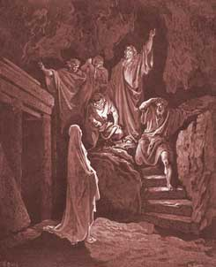 John Chapter 11: The Raising of Lazarus