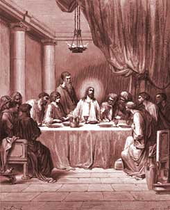 John Chapter 13: The Last Supper