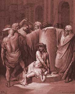 John Chapter 19: Jesus Is Scourged