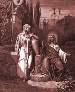 John Chapter 4: Jesus and the Samaritan Woman