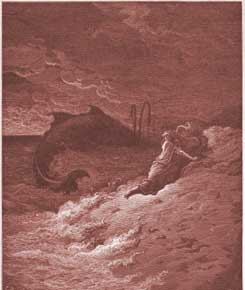 Jonah Chapter 2: Jonah Is Spewed Forth by the Whale