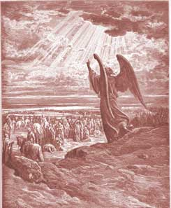 Judges Chapter 2: An Angel Appears to the Israelites