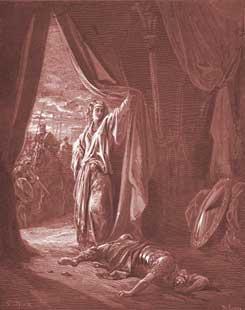 Judges Chapter 4: Jael Kills Sisera