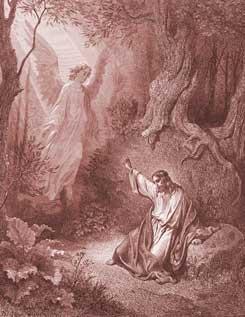 Luke Chapter 22: The Agony in the Garden