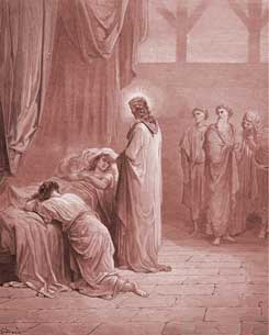 Luke Chapter 8: Jesus Raises the Daughter of Jairus