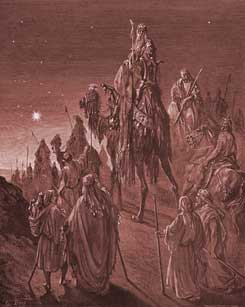 Matthew Chapter 2: The Magi from the East