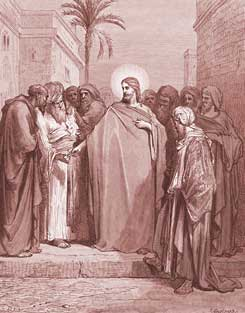Matthew Chapter 22: Jesus Disputes with Pharisees about the Tribute Money