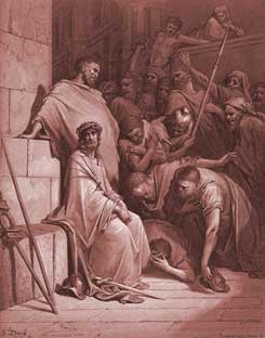Matthew Chapter 27: Jesus Is Mocked