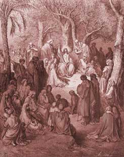 Matthew Chapter 5: The Sermon on the Mount