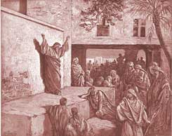 Micah Chapter 1: Micah Exhorts the Israelites to Repent
