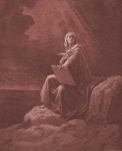 Revelation Chapter 1: John on Patmos