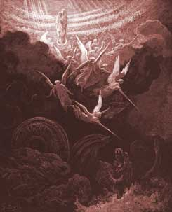 Revelation Chapter 12: The Woman and Dragon