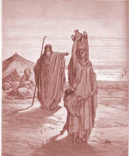 abraham the bastard son